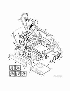 Electrolux Edw7505hps0a Dishwasher Parts