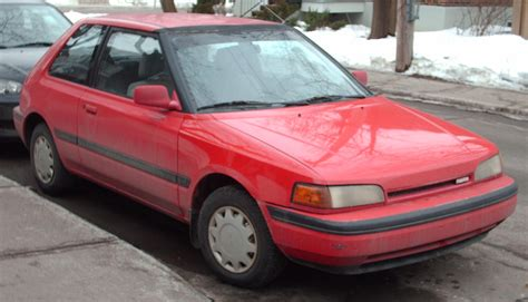 Mazda 323 1992 Review, Amazing Pictures And Images Look