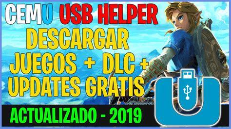 Debes empezar por tener a la mano todas las herramientas necesarias: DESCARGAR JUEGOS DE Wii U PARA CEMU + DLC + UPDATES   WII ...