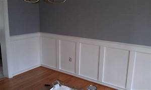 Wainscoting ideas for dining room - large and beautiful