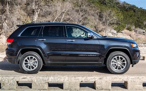 diesel jeep cherokee 2014 jeep grand cherokee diesel side photo 3