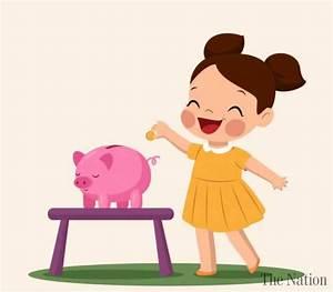 5 reasons kids should save money
