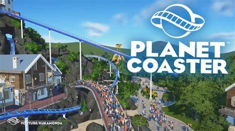 planet coaster alpha  trailer gamespot