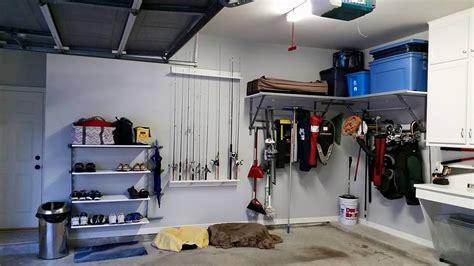 Garage Organization The Woodlands Tx by Houston Garage Shelving Ideas Gallery 5 Garage