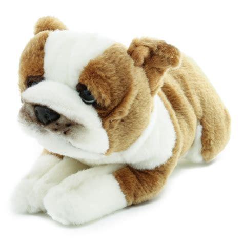 Pufi - plüss bulldog