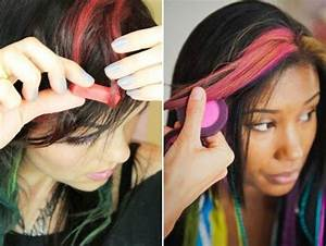 7 Different Ways To Add Color To Your Hair Without Dyeing