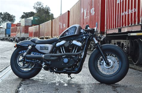 Harleydavidson Sportster By Gasoline Motor Co