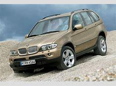 BMW X5 E53 specs 2003, 2004, 2005, 2006, 2007