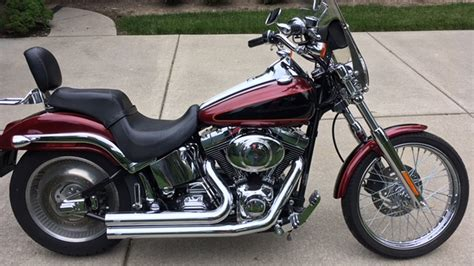 2000 Harley-davidson Softail Deuce For Sale Near