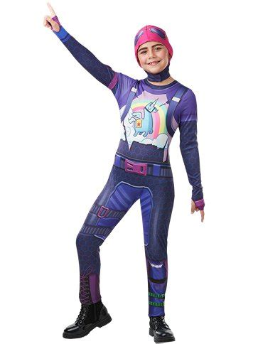fortnite brite bomber child teen costume party delights