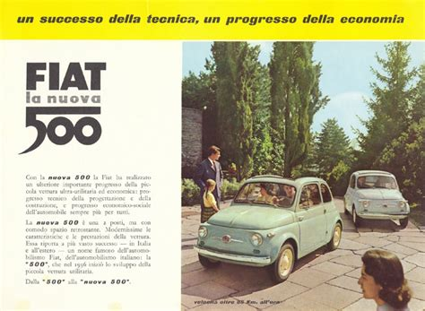 Fiat 500 Ad by Fiat 500 1957 Edition 2014 Cartype