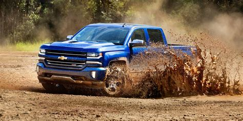 Chevy Truck Pic by 2018 Chevrolet Silverado 1500 Overview The News Wheel
