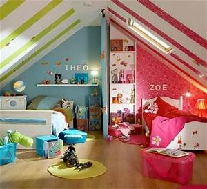 Awesome Kids Bedrooms – Girl and Boy shared room .... if I ...