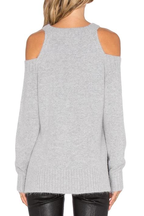 sweaters com j o a cold shoulder sweater from york by