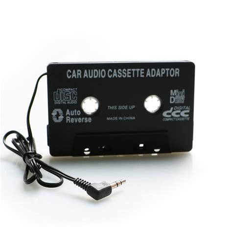 cassette car audio earphone car cassette adapter 3 5mm car stereo
