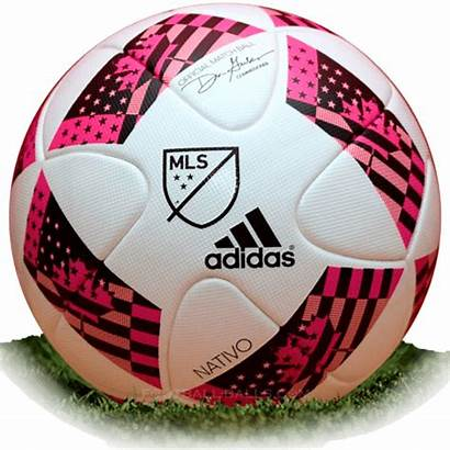 Ball Mls Official Nativo Match Bca Adidas