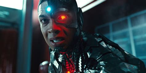 Cyborg Is The Heart Of Justice League