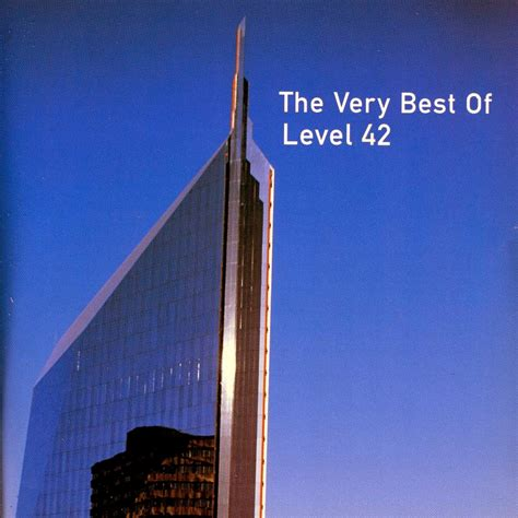 MUSIC REWIND: Level 42 - The Very Best Of