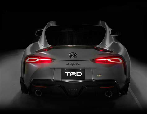 2020 Toyota Supra Widebody Wallpaper by 2020 Toyota Supra Trd Concept May Be Headed Our Way