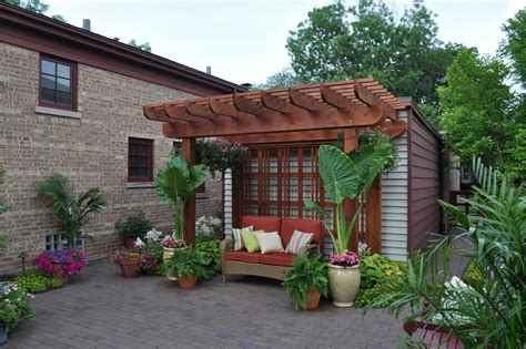 rural landscape design ideas patio traditional