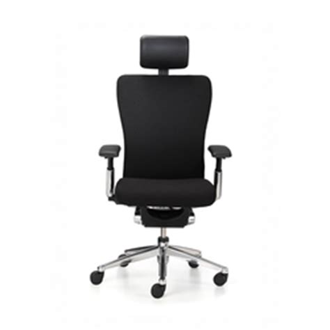 zody chair with headrest high end management chairs office chairs on architonic