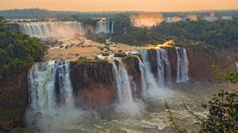 Experience The Iguazu Falls On A Helicopter Flip Andbeyond