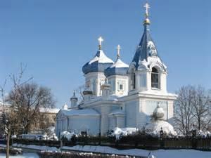 Church Chisinau Moldova