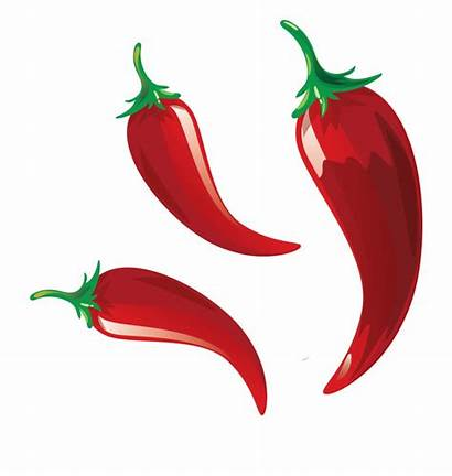 Chili Peppers Mexican Clipart Pepper Clip Water