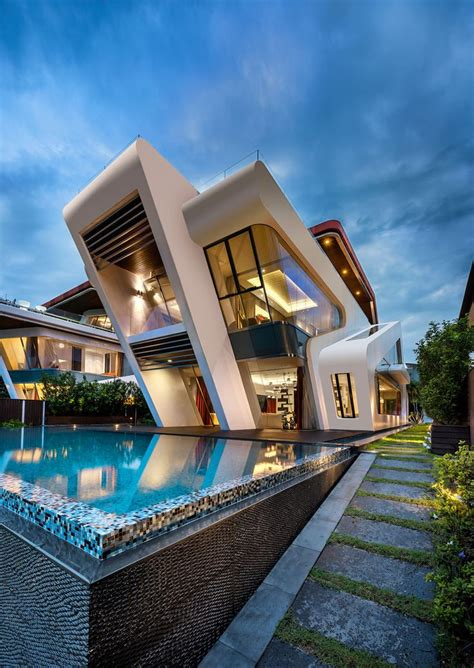 17 best ideas about villa design on modern