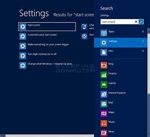 Windows Startup Database