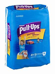 Huggies Pull-Ups Learning Designs 4T-5T Training Pants ...