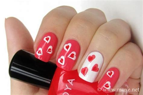 valentines nails design how to get s day nails designs