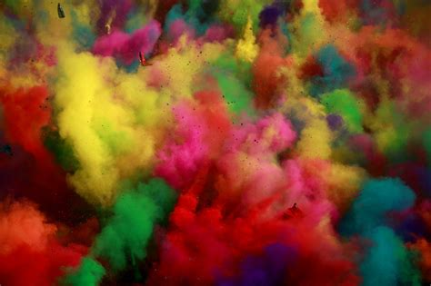 color dust the color run coats seattle runners picture this the