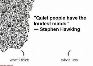 quiet people | Quotes | Pinterest | Quiet people and People