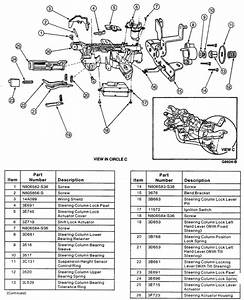 Can Someone Give Me The Exploded View Of The 4 Piece Actuator System Of A 1996 Ford Windstar In