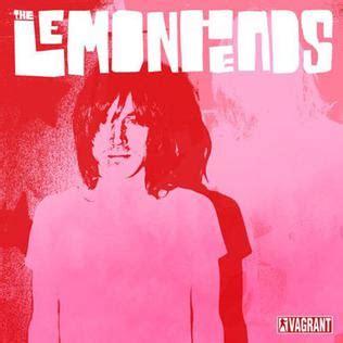 The Lemonheads (album) Wikipedia