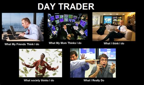 day trading how professional day traders make money in the stock market