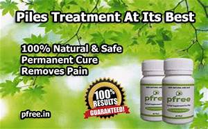 Piles Medicine | PilesTreatment Without Surgery | Pfree