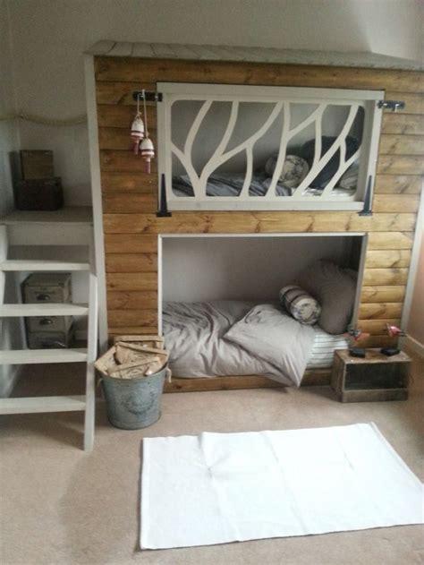 chambre jumelles 25 idées de chambres partagées pour des enfants gain de