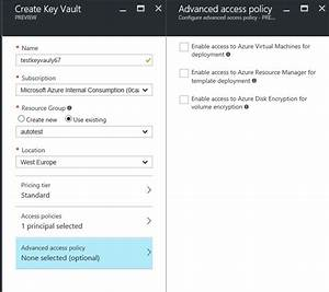 security in the cloud disk encryption in azure With encryption policy template