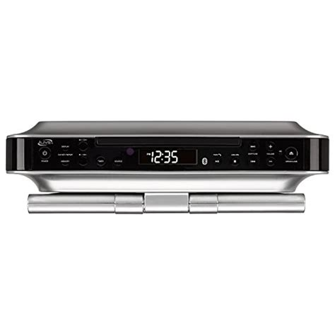 ilive wireless under cabinet system with 10 quot lcd tv dvd cd