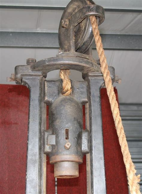 antique machinery  bought   saved  history
