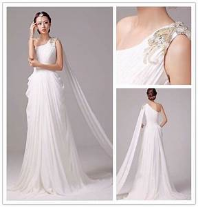 greek goddess wedding dress wedding dresses dressesss With greek goddess wedding dress