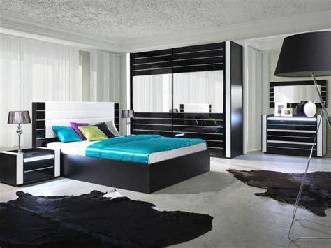 Hochglanz Weiß Schlafzimmer Komplett Linn Bett