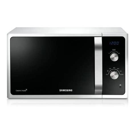 cooking jeux de cuisine samsung ms23f300eaw micro ondes achat vente micro