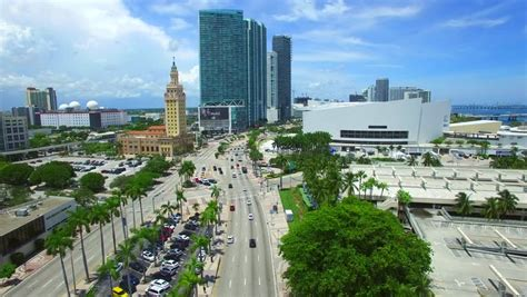 Usa Tile Biscayne Blvd by Miami December 22 Aerial Of Downtown Miami By