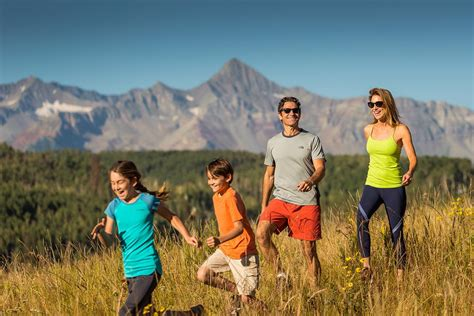 kids hiking trails visit telluride