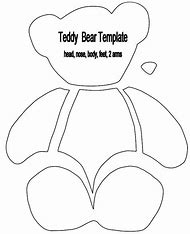 Best Bear Template Ideas And Images On Bing Find What Youll Love