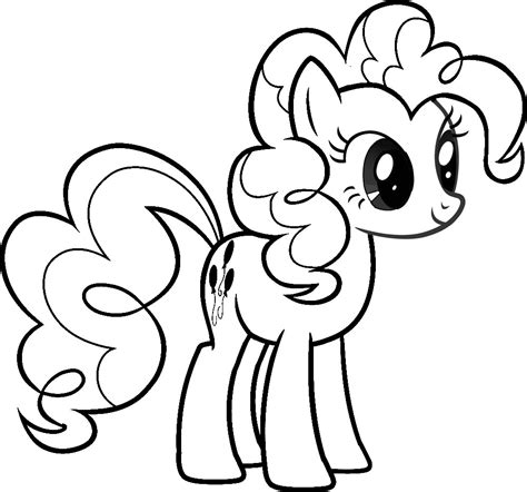 Coloring My Pony by My Pony Coloring Pages For Print For Free Or