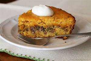 Mexican Cornbread Pie Cooking With Ruthie
